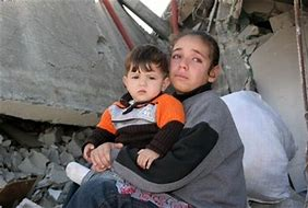 Image result for image d'enfants palestiniens tués