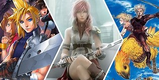 Image result for What is The Final Fantasy Game?. Size: 316 x 160. Source: www.thegamer.com