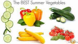 Image result for summer vegetables