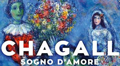 Risultato immagine per marc chagall a napoli