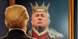 Image result for trump king time magazine cover