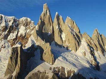 Image result for images of aguja rafael in patagonia