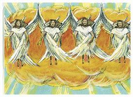 Image result for Four Living Creatures Ezekiel 1