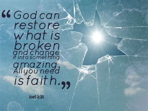 Image result for God will restore