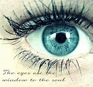 Image result for the eye is the window to the soul