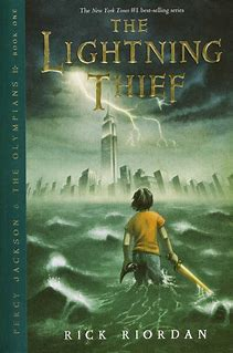 Image result for percy jackson book cover images