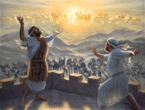 Image result for Chariot of Fire Bible Verse