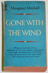 "Image result for book, ""Gone with the Wind,"""