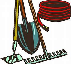 Image result for clip art for yard tools
