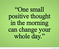 Image result for Good Thoughts for the Day