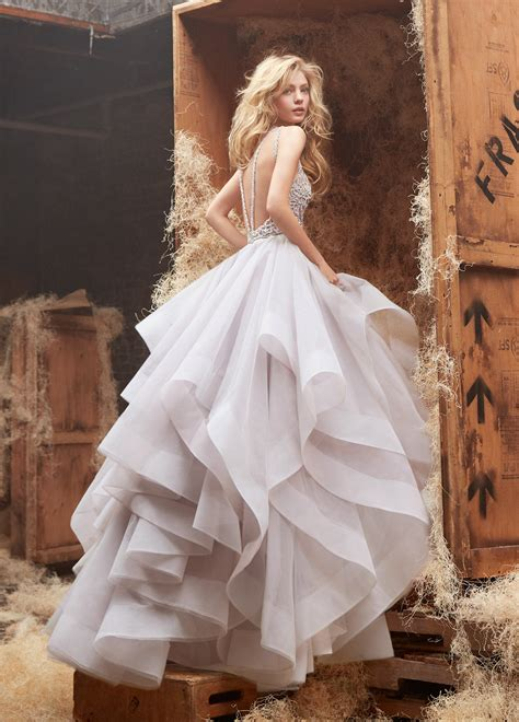 Hayley paige wedding gown prices-upinseening