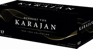 Bildergebnis für Karajan 1938 Bis 1960 117cds