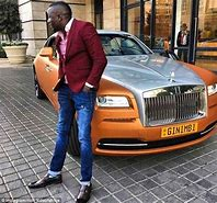 Image result for rich man leaning against his expesnive car