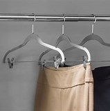Image result for Different Types of Clothes Hangers. Size: 159 x 160. Source: www.homestratosphere.com