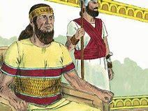 Image result for king ahaz of judah