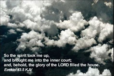 Image result for ezekiel sees the glory of the Lord