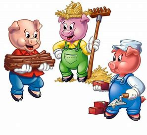 Image result for the three little pigs