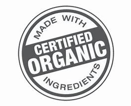 Image result for certified organic free