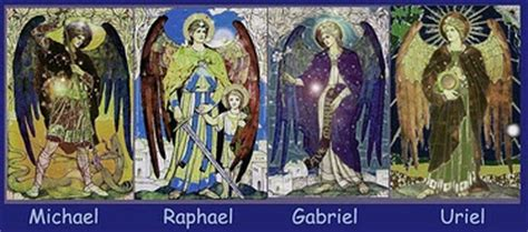 Image result for the 4 archangels cried out to God
