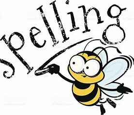 Image result for Spellings. Size: 115 x 95. Source: www.d47.org
