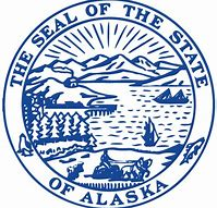 Image result for the state of alaska seal