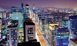 Image result for Gangnam District. Size: 266 x 160. Source: thisiskoreatours.com