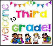Image result for 3rd grade clipart