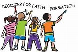 Image result for Photos for Faith Formation Classes Catholic
