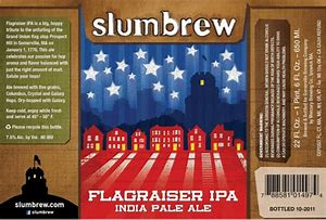 Image result for slumbrew flagwaiver