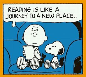 Image result for reading is a voyage