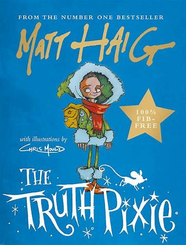 Image result for matt haig truth pixie