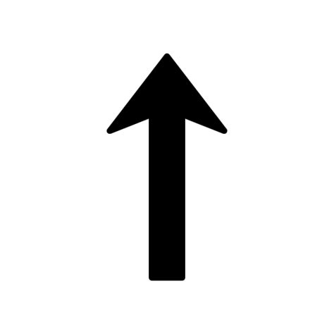 Image result for up arrow