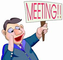 Image result for meeting clip art