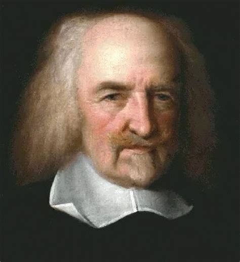 Image result for image thomas hobbes