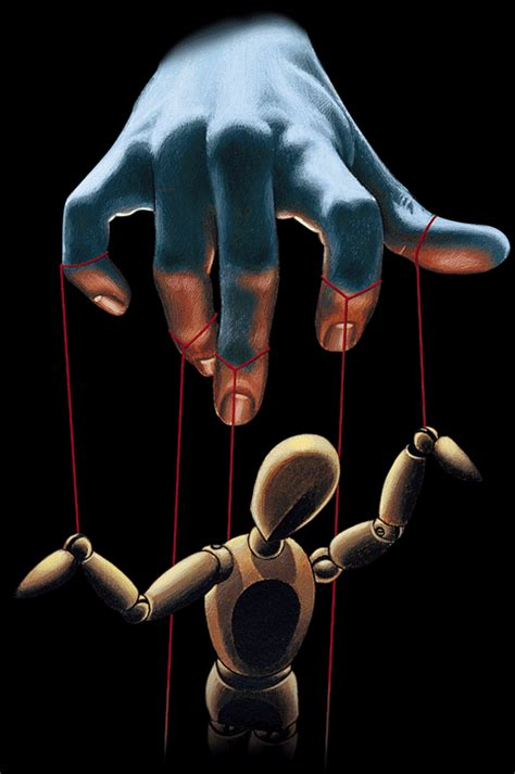 Image result for SATAN PULLING THE STRINGS