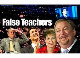 Image result for false teachers who deny Jesus divinity