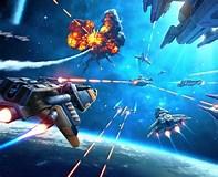 Image result for Spaceship Battle. Size: 197 x 160. Source: blog.en.uptodown.com