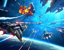 Image result for Spaceship Battles. Size: 206 x 160. Source: blog.uptodown.com