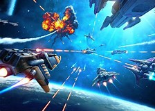 Image result for Spaceship Battles. Size: 224 x 160. Source: blog.uptodown.com