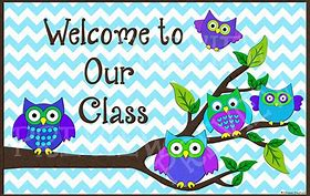 Image result for welcome to my classroom