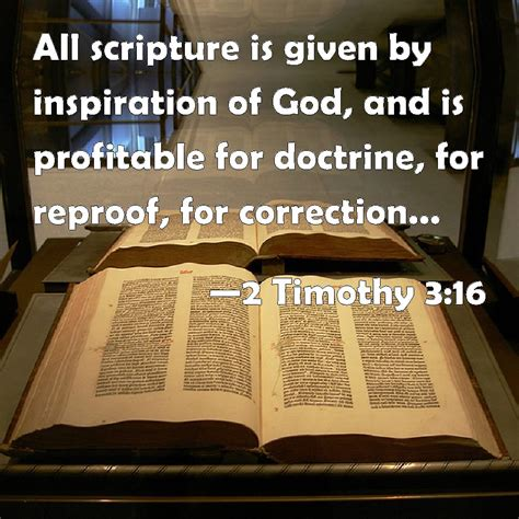 Image result for 2 timothy 3: 16