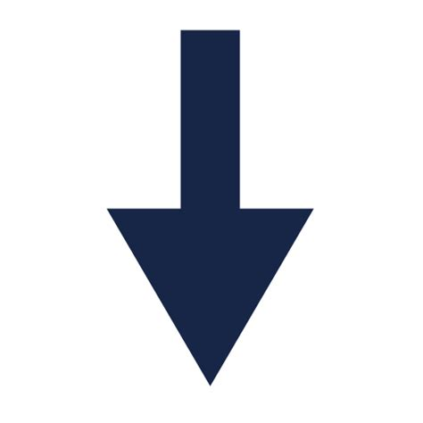 Image result for Down Arrow Icon Transparent