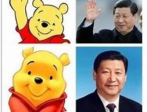 Image result for xi jinping winnie the pooh