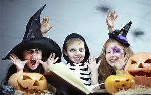 Image result for christians who let their children celebrate halloween
