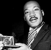 Image result for dr. martin luther king jr nobel peace prize