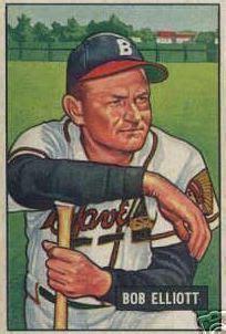 Image result for bob elliott baseball