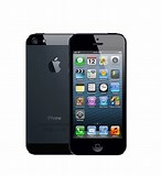 Image result for Apple iPhone 5. Size: 146 x 160. Source: movilesportatiles.com