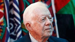 Jimmy Carter is 'absolutely and completely at ease' with death…
