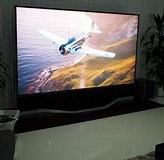 Image result for 120 inch flat screen TV. Size: 164 x 160. Source: www.pcmag.com