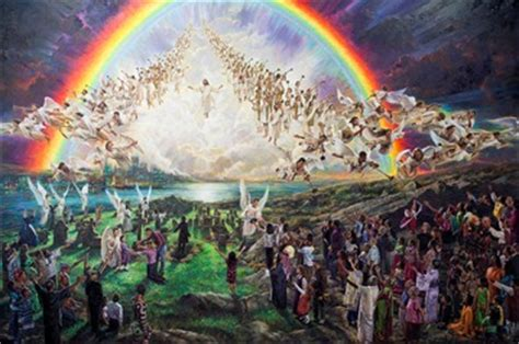 Image result for the millennial reign of christ